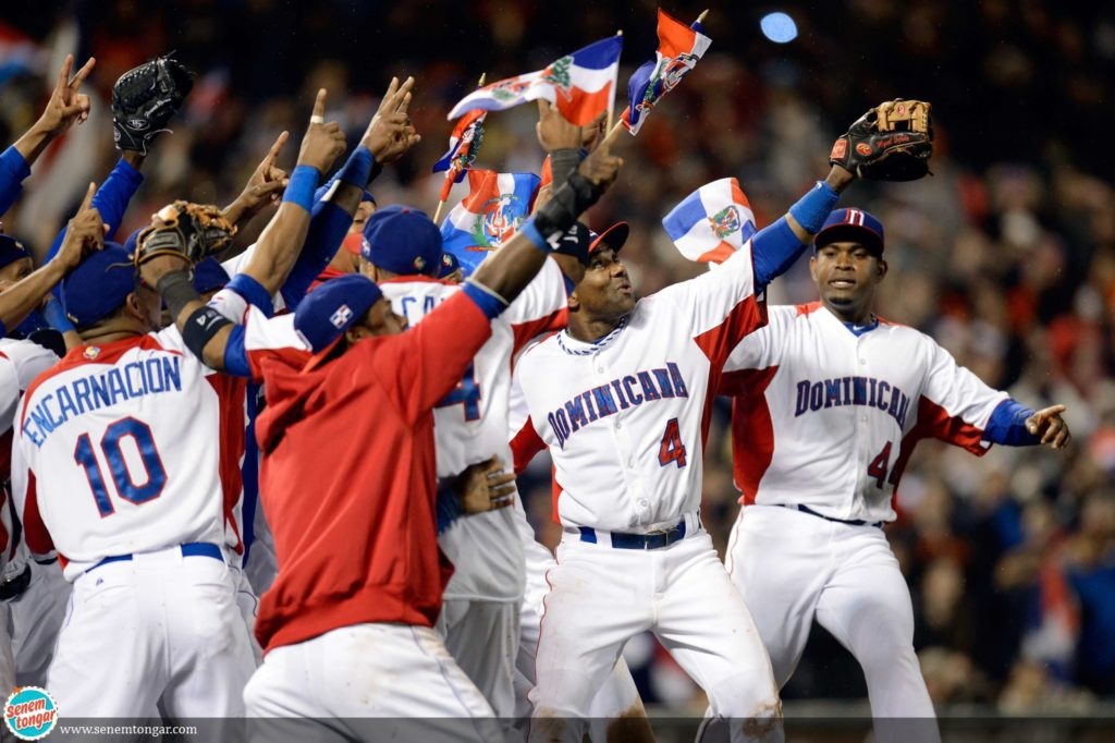 National Dominican Baseball Team