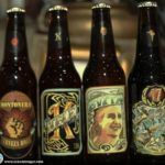 Politicians on Beer Bottles