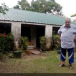 Jose Mujica and his farm house