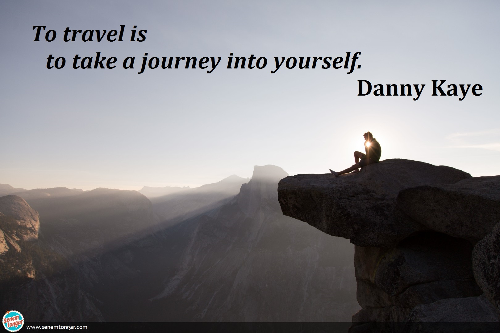 o travel is to take a journey_danny kaye