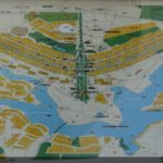 The Map of Brasilia